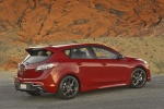 2013 Mazdaspeed3 Hatchback in Velocity Red Mica - Static Rear Right Three-quarter View