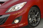 2013 Mazdaspeed3 Hatchback Headlight