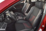 2013 Mazdaspeed3 Hatchback Front Seats