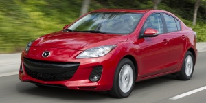 2013 Mazda Mazda3 Reviews / Specs / Pictures / Prices