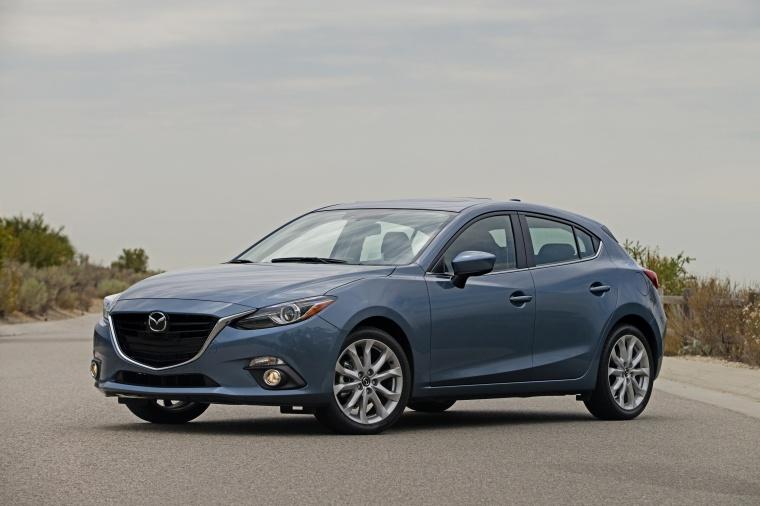 2014 Mazda Mazda3 Hatchback Picture