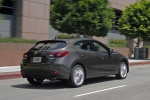 Picture of 2014 Mazda Mazda3 Hatchback in Meteor Gray Mica