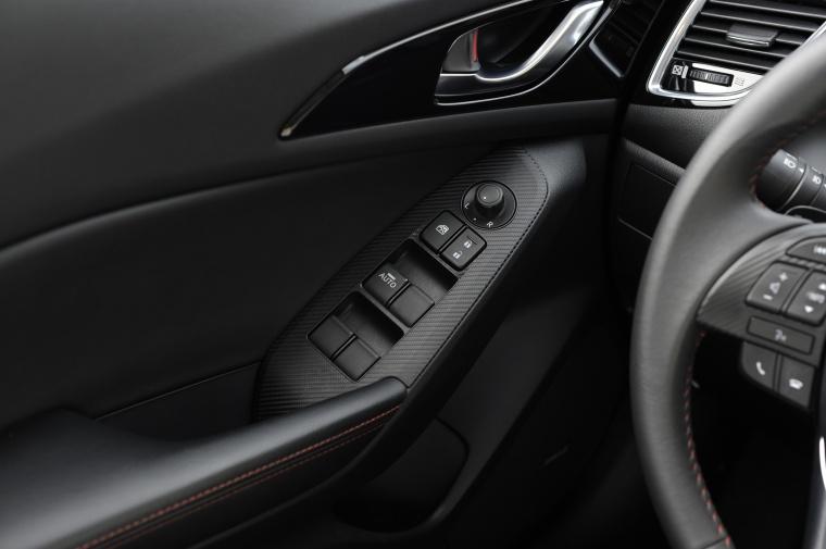 2015 Mazda Mazda3 Hatchback Door Panel Picture