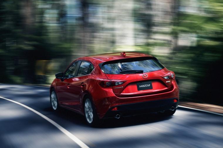 2015 Mazda Mazda3 Hatchback Picture