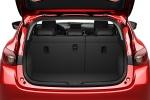 Picture of 2015 Mazda Mazda3 Hatchback Trunk