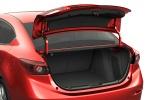 Picture of 2015 Mazda Mazda3 Sedan Trunk