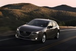 Picture of 2015 Mazda Mazda3 Hatchback in Meteor Gray Mica