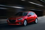 Picture of 2016 Mazda Mazda3 Hatchback in Soul Red Metallic