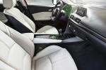 Picture of 2017 Mazda Mazda3 Grand Touring 5-Door Hatchback Front Seats