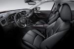 Picture of 2017 Mazda Mazda3 Grand Touring Sedan Front Seats