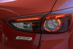 2018 Mazda Mazda3 Grand Touring 5-Door Hatchback Tail Light