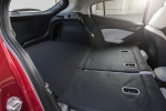 2018 Mazda Mazda3 Grand Touring 5-Door Hatchback Rear Seats Folded