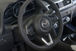 2018 Mazda Mazda3 Grand Touring 5-Door Hatchback Steering-Wheel