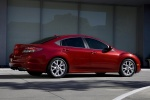 2010 Mazda 6s in Sangria Red Mica - Static Rear Right View
