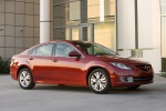 2010 Mazda 6s in Sangria Red Mica - Static Front Right View