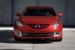 2010 Mazda 6s in Sangria Red Mica - Static Frontal View