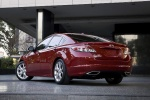 2010 Mazda 6s in Sangria Red Mica - Static Rear Left Three-quarter View