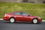2010 Mazda 6s in Sangria Red Mica - Driving Right Side View