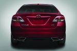 2010 Mazda 6s in Sangria Red Mica - Static Rear View