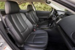 Picture of 2010 Mazda 6s Front Seats in Black
