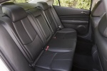 Picture of 2010 Mazda 6s Rear Seats in Black