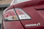 Picture of 2013 Mazda 6i Tail Light