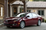 Picture of 2013 Mazda 6i in Fireglow Red