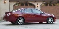 2013 Mazda 6, Mazda6, 6i, 6s V6 Review