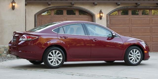 2013 Mazda Mazda6 Pictures