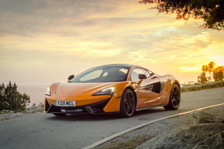 2016 McLaren 570S Coupe Picture
