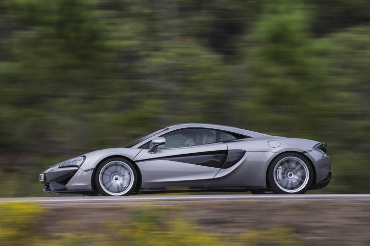 2016 McLaren 570S Coupe Picture