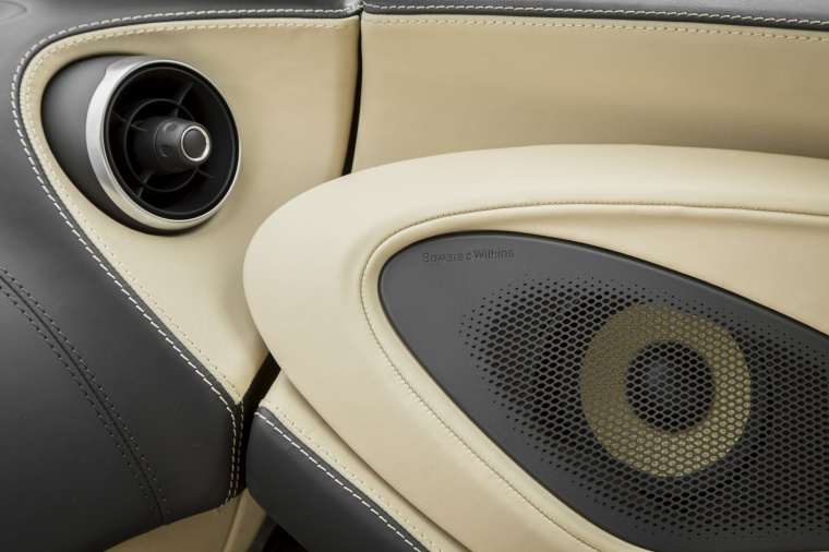 2016 McLaren 570S Coupe Door Speaker Picture