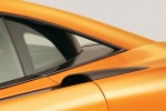 Picture of 2016 McLaren 570S Coupe Rear Side Widow Vent