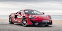 2016 McLaren 570S Coupe Review