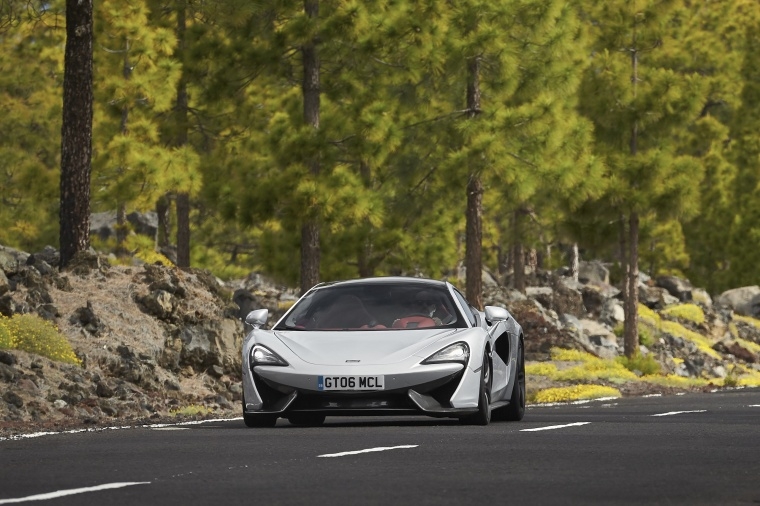 2017 McLaren 570GT Coupe Picture