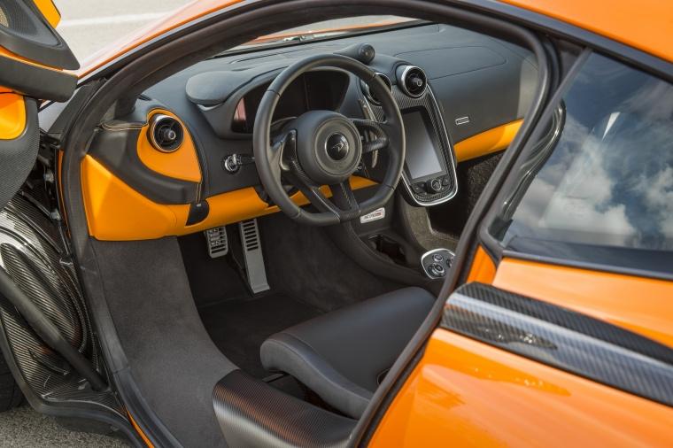 2017 McLaren 570S Coupe Interior Picture