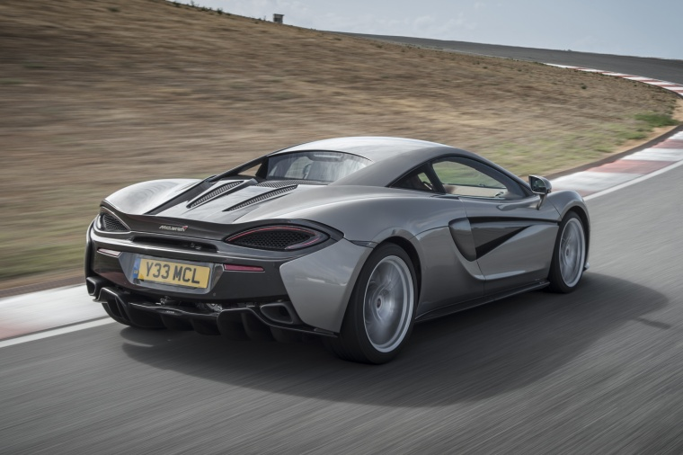 2017 McLaren 570S Coupe Picture