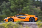 2017 McLaren 570S Coupe in Ventura Orange - Driving Side View