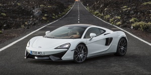 2017 McLaren 570 Reviews / Specs / Pictures / Prices