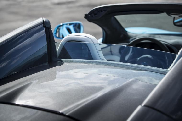 2018 McLaren 570S Spider Retracted Roof Picture