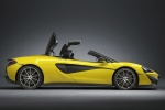 Picture of 2018 McLaren 570S Spider with top closing in Silician Yellow