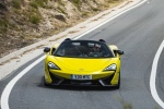 Picture of 2018 McLaren 570S Spider in Silician Yellow