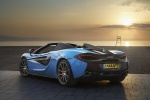 Picture of 2018 McLaren 570S Spider in Fistral Blue