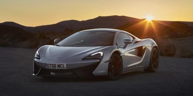 2018 McLaren 570 Pictures