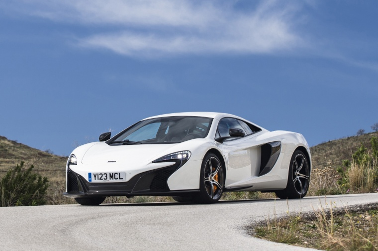 2015 McLaren 650S Coupe Picture