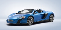 2015 McLaren 650S Coupe, Spider Convertible V8 Turbo Pictures