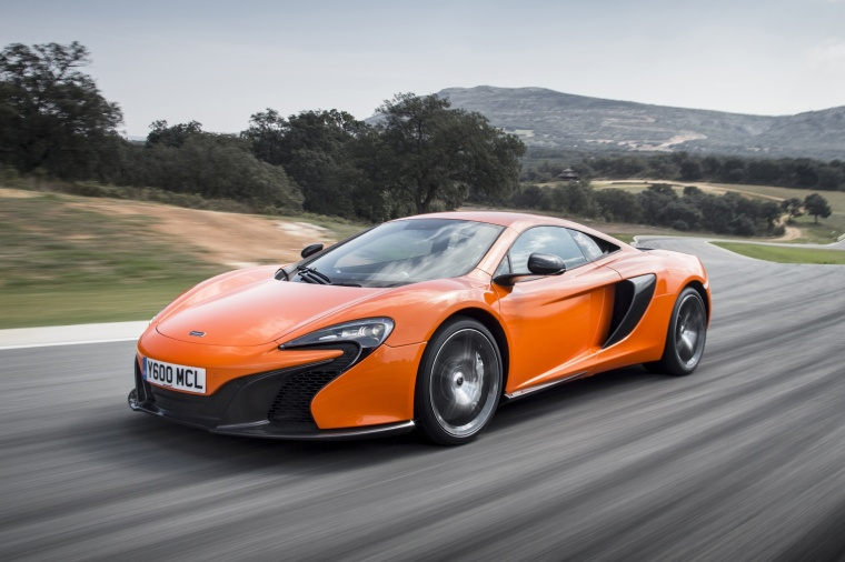 2016 McLaren 650S Coupe Picture