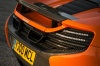2016 McLaren 650S Spider Tail Light Picture