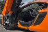 2016 McLaren 650S Spider Interior Picture