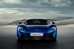 2016 McLaren 650S Coupe in Aurora Blue - Static Frontal View